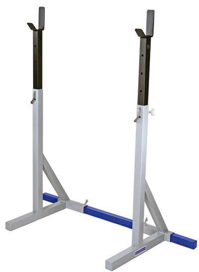 Squat Rack In Your Home On A Budget